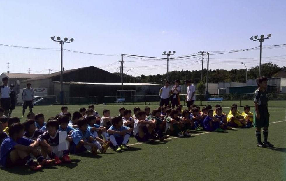 SCHスクールリーグ U-11