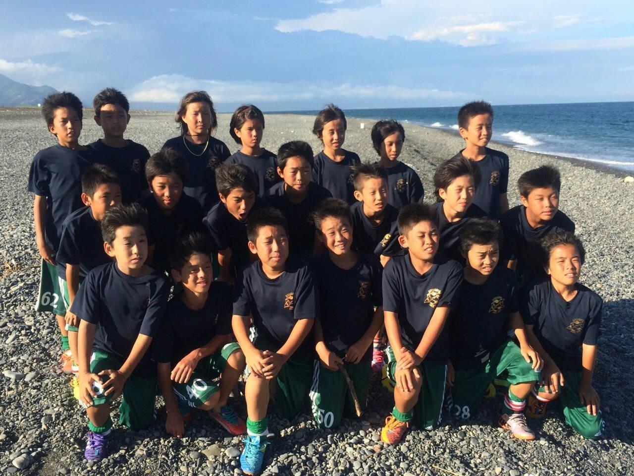 清水カップ U-12(6年生)三保の松原にて
