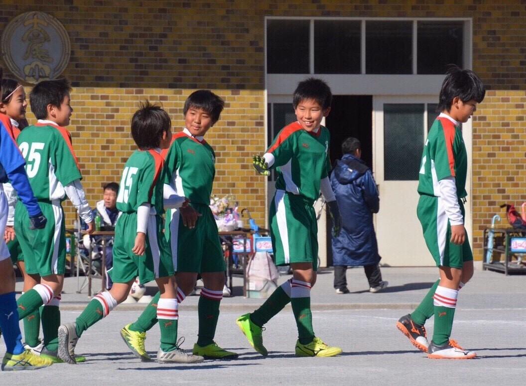 12/11 U-11 太尾FC主催交流戦