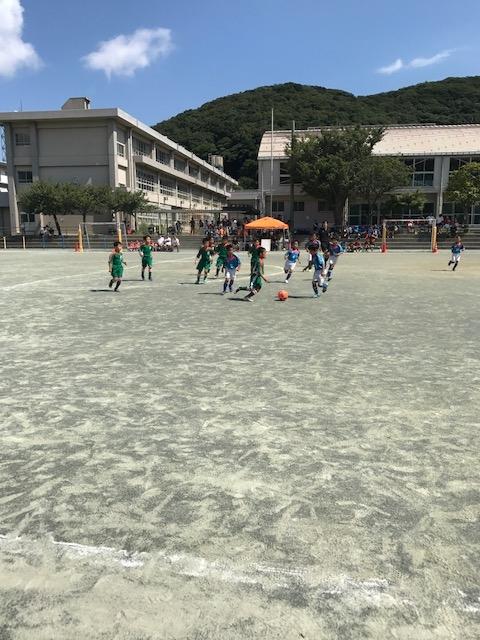 9月10日(日) U-8 低学年夏の特別大会