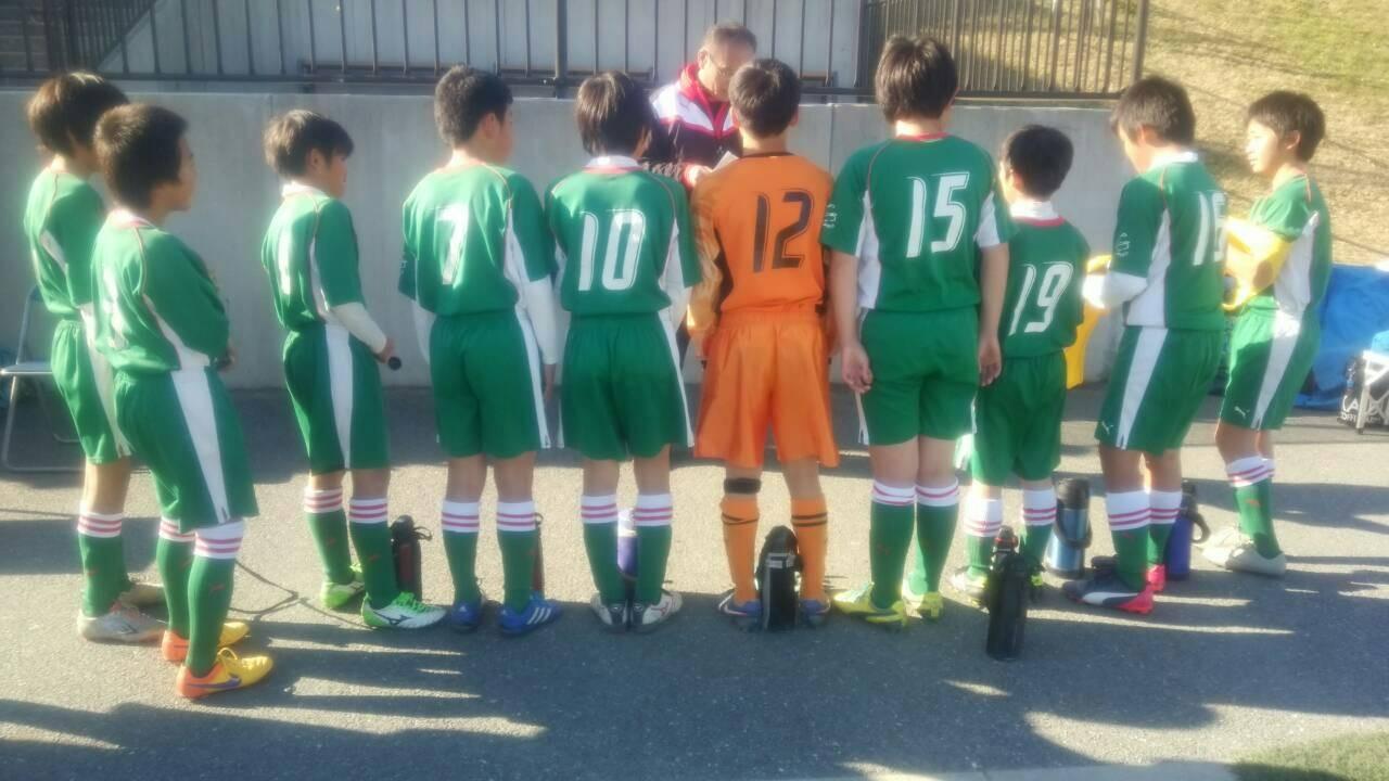 三浦半島大会 U-12 雷神(6年生)