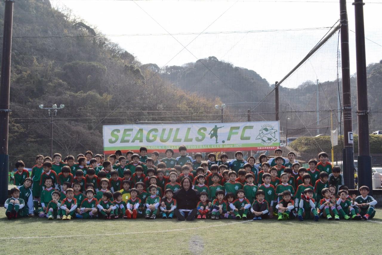 初蹴り大会 2016(全学年)