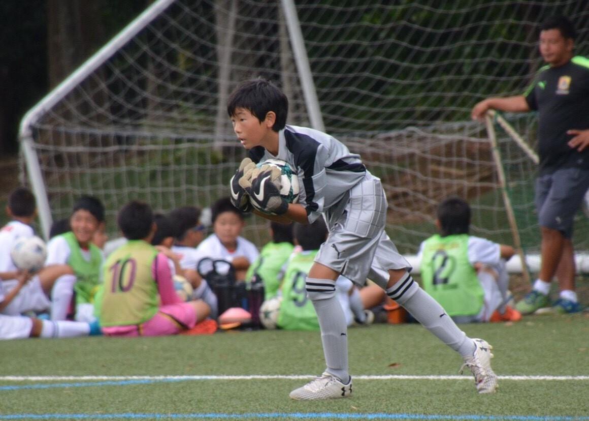 9月3日(日)・10日(日) U-12 FAリーグ