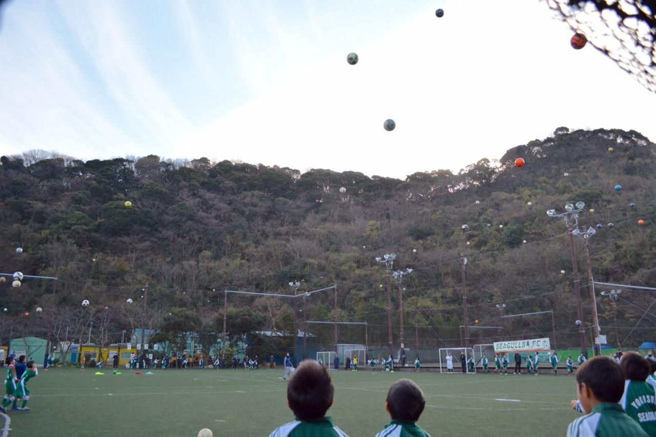 初蹴り大会 2016