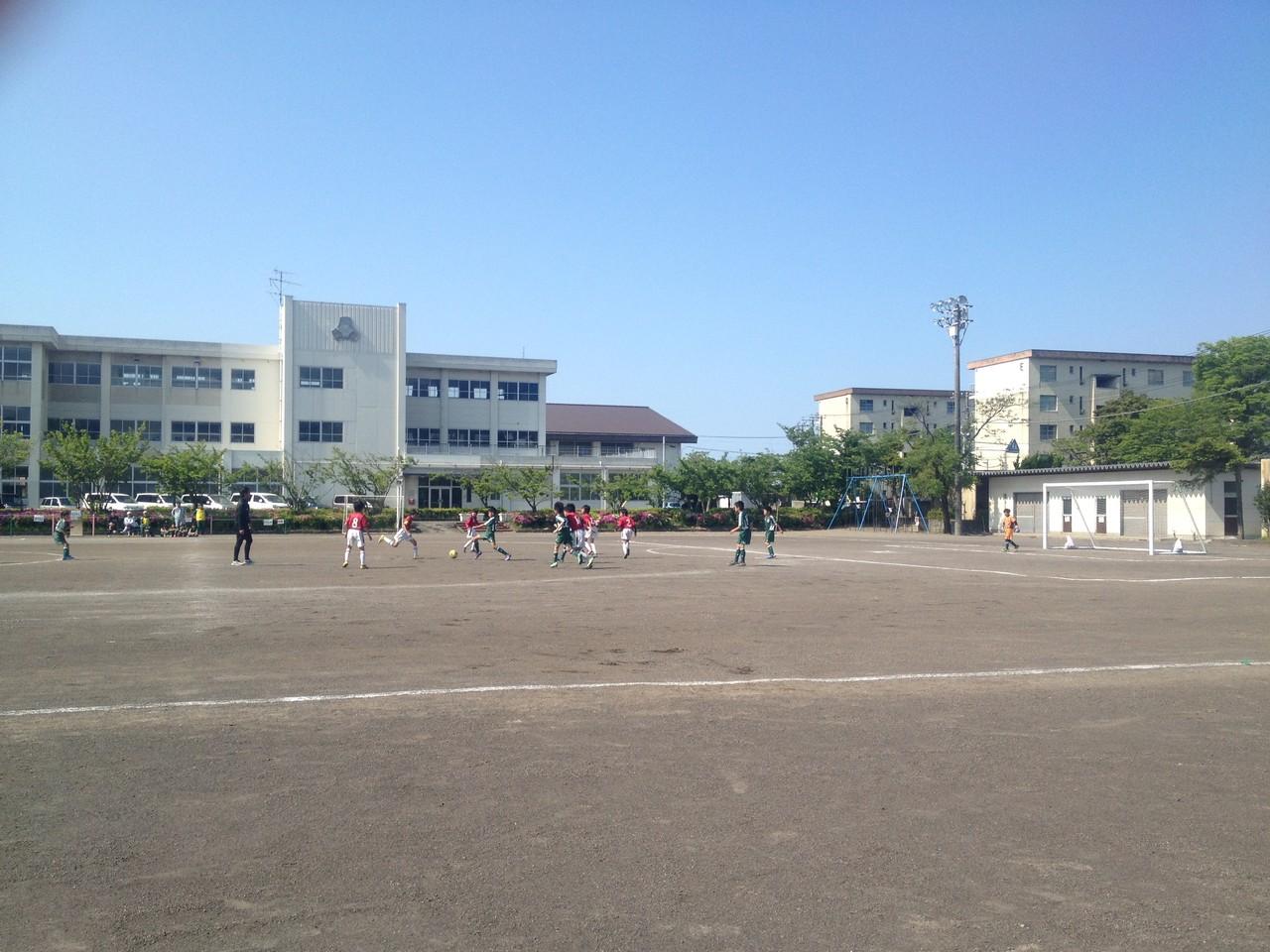 アローカップ U-11 vs東海岸