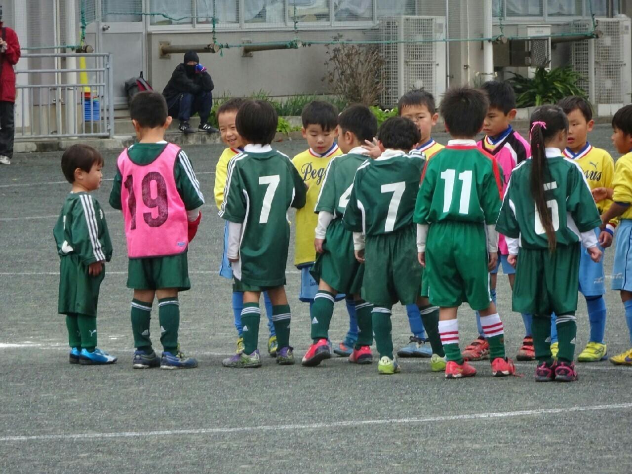 ふなっしーカップ U-6(幼稚園)