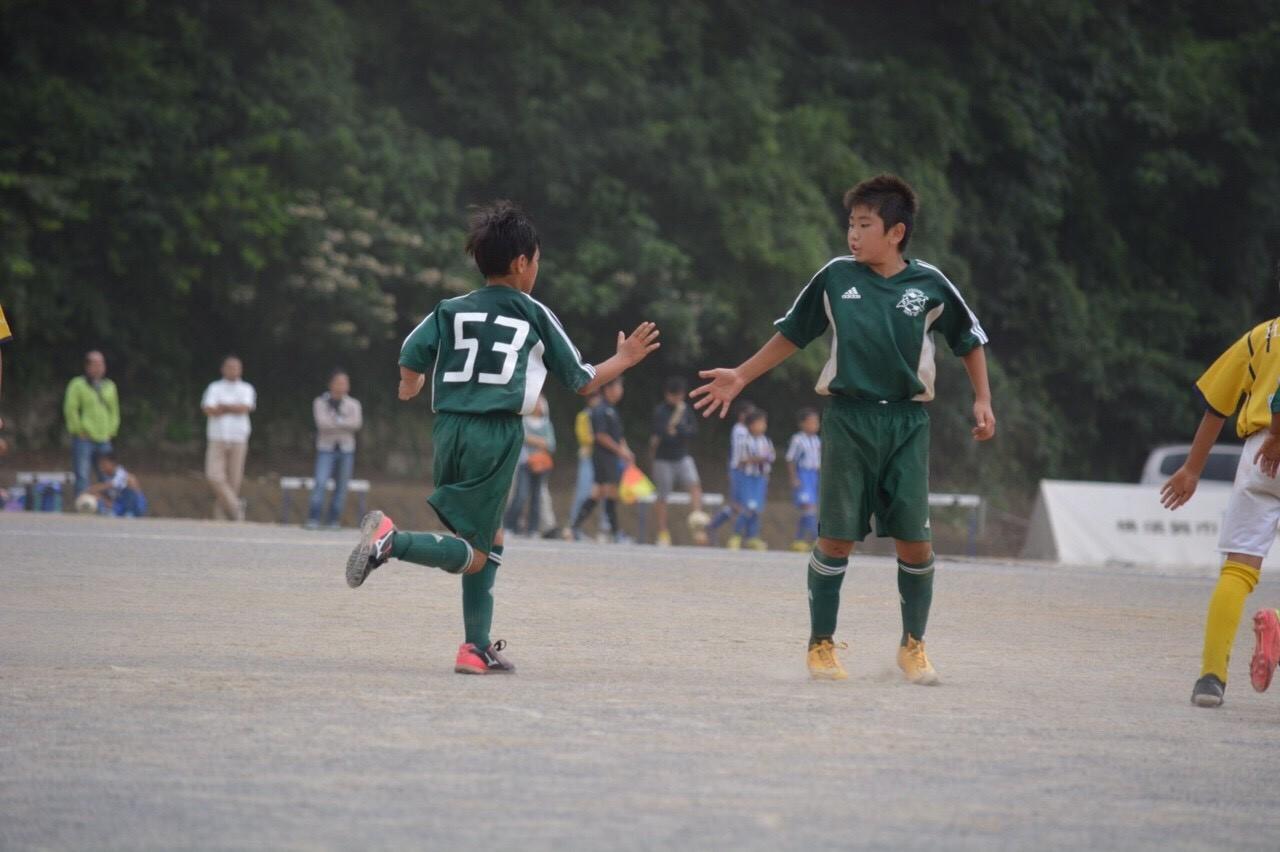 大楠少年40周年記念大会 U-10(4年生)