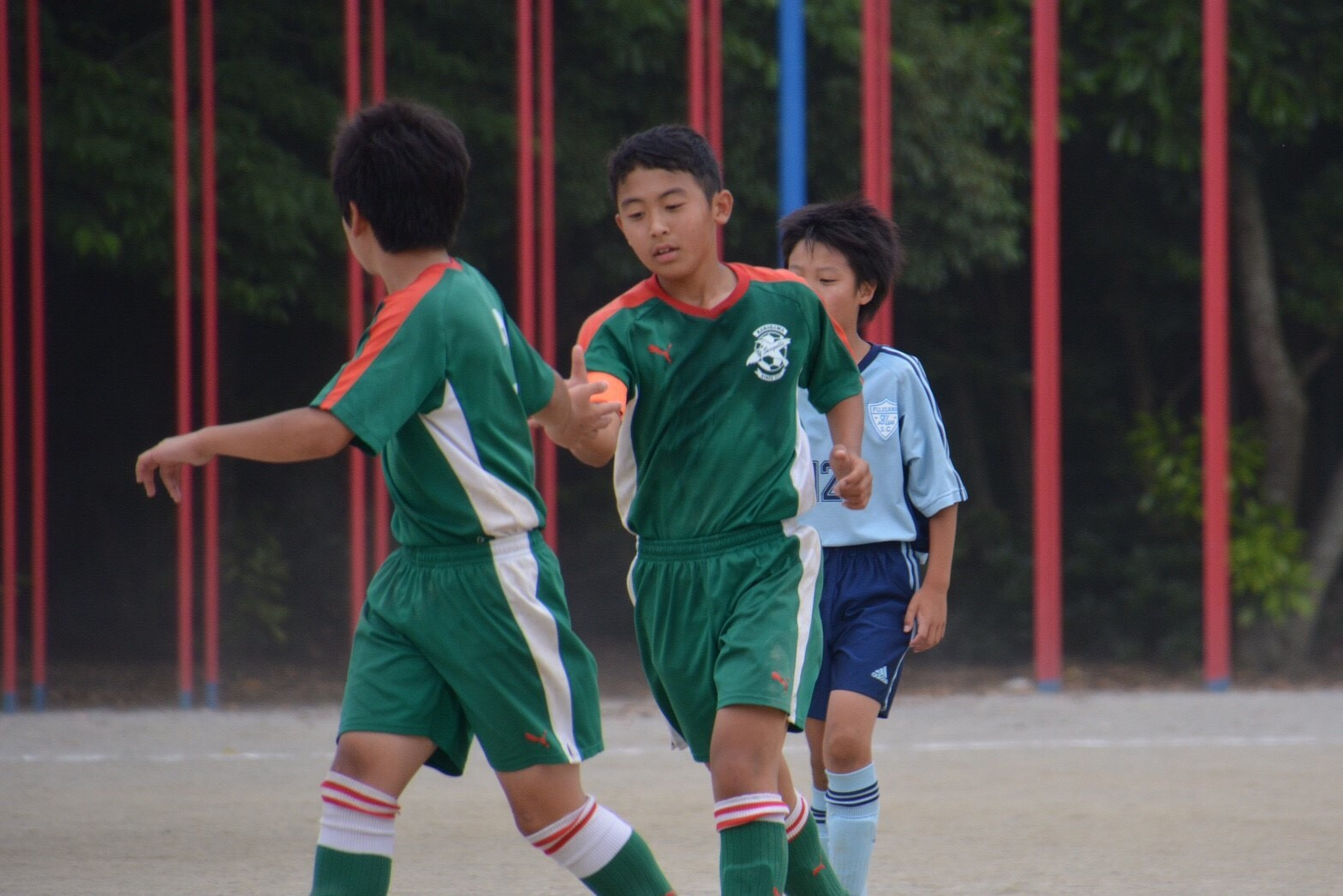 6月11日(日) U-12 FAリーグ