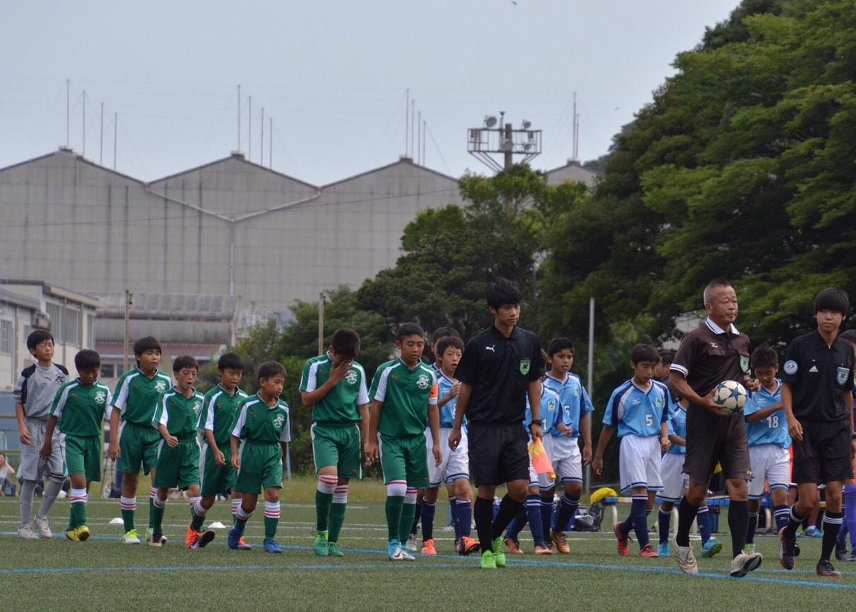 8月27日(日) U-12 FAリーグ