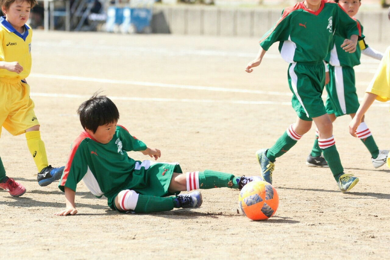 4/29 U-8 ライオンズカップ