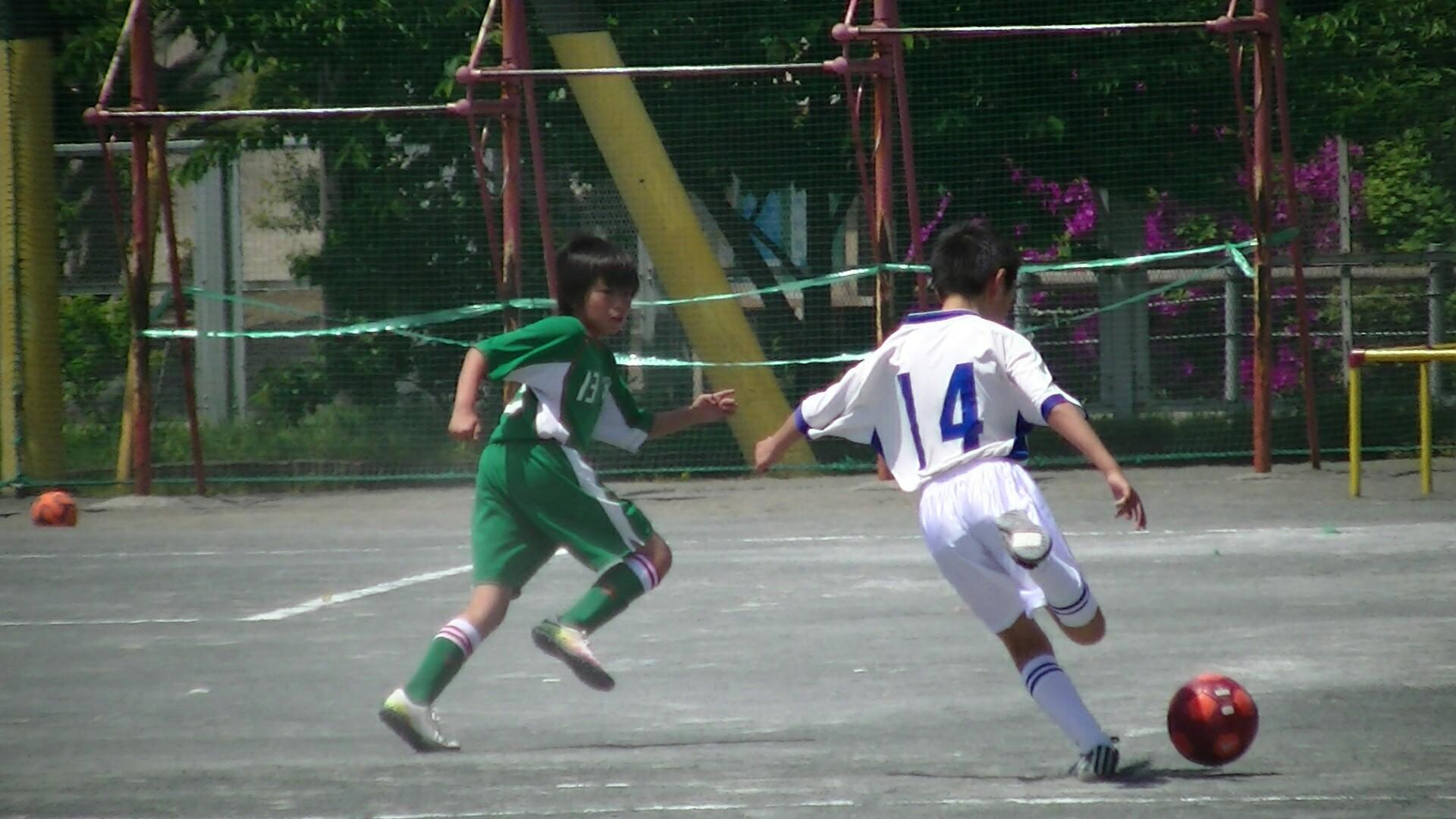 4/30 U-12 FAリーグ