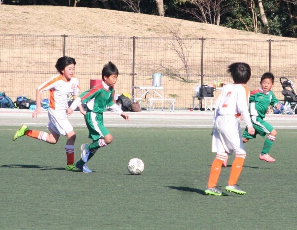 2/25 U-11 上宮田少年サッカークラブフレンドリー大会