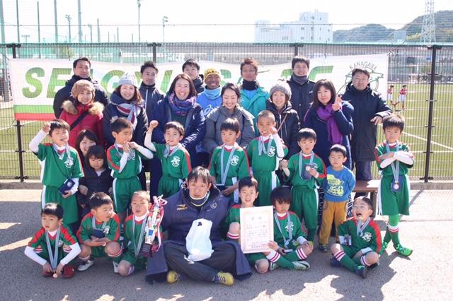 2/19 U-7以下 三浦半島大会