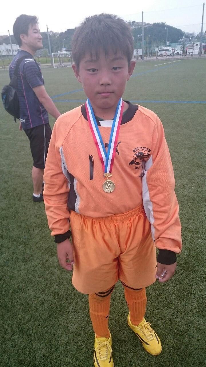 シーガルズ杯 U-11(5年生) 優秀選手賞