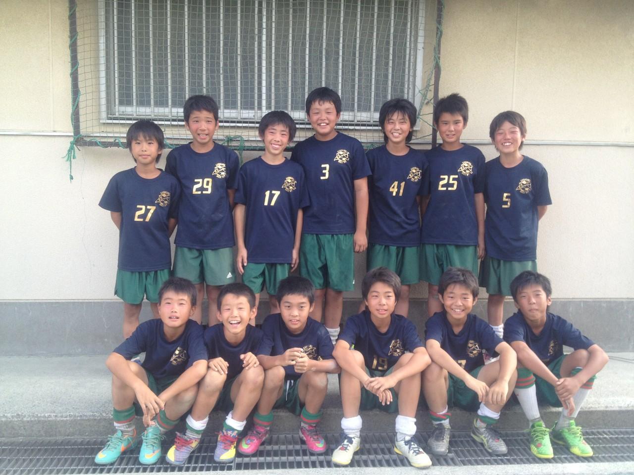 シーガルズ杯 U-12 トップ
