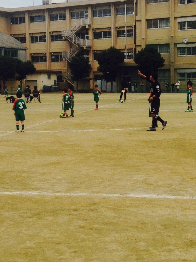 低学年冬の特別大会 U-8(2年生)