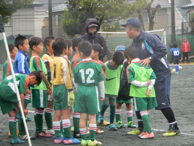 10月14日(土) U-9 六会湘南台リスト杯