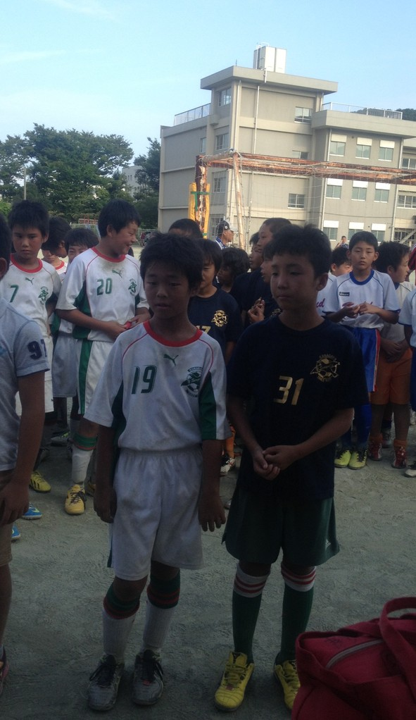 シーガルズ杯 U-12 優秀選手賞
