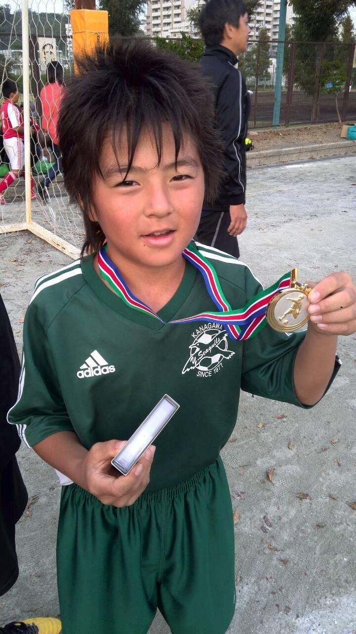 城北カップ U-10(4年生) 優秀選手賞