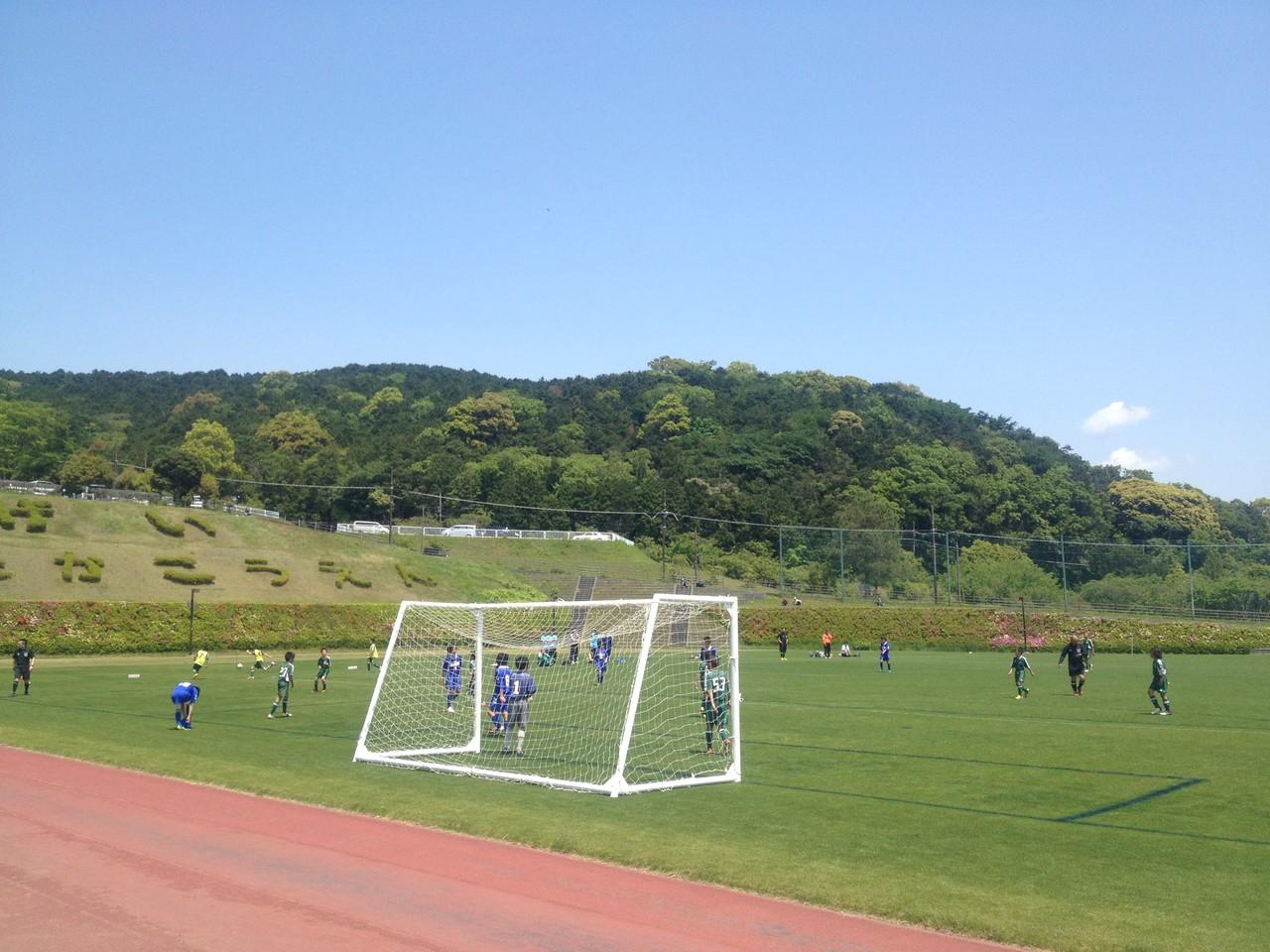 アローカップ U-12B vs片山