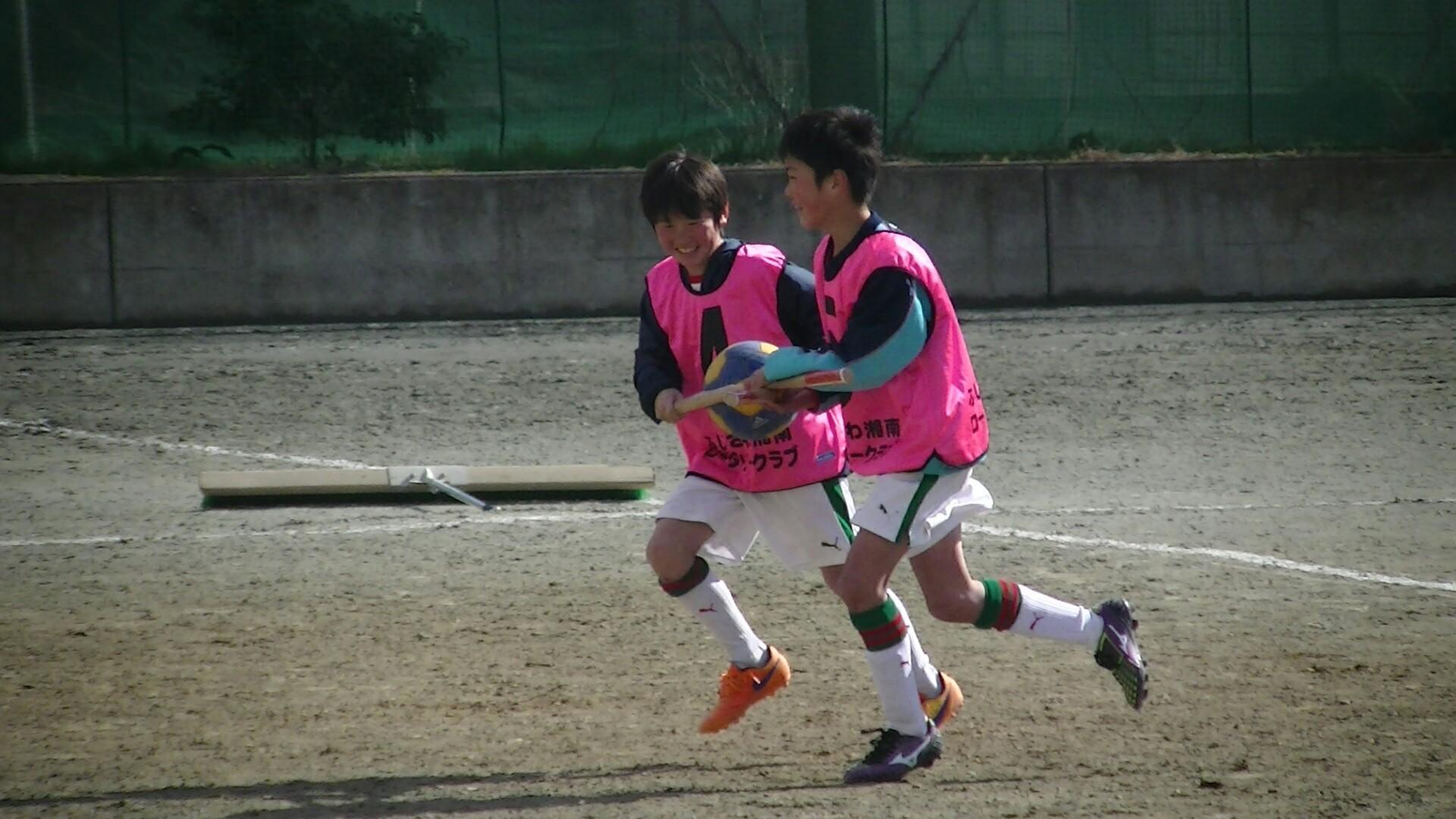 2/11 U-12 新倉杯