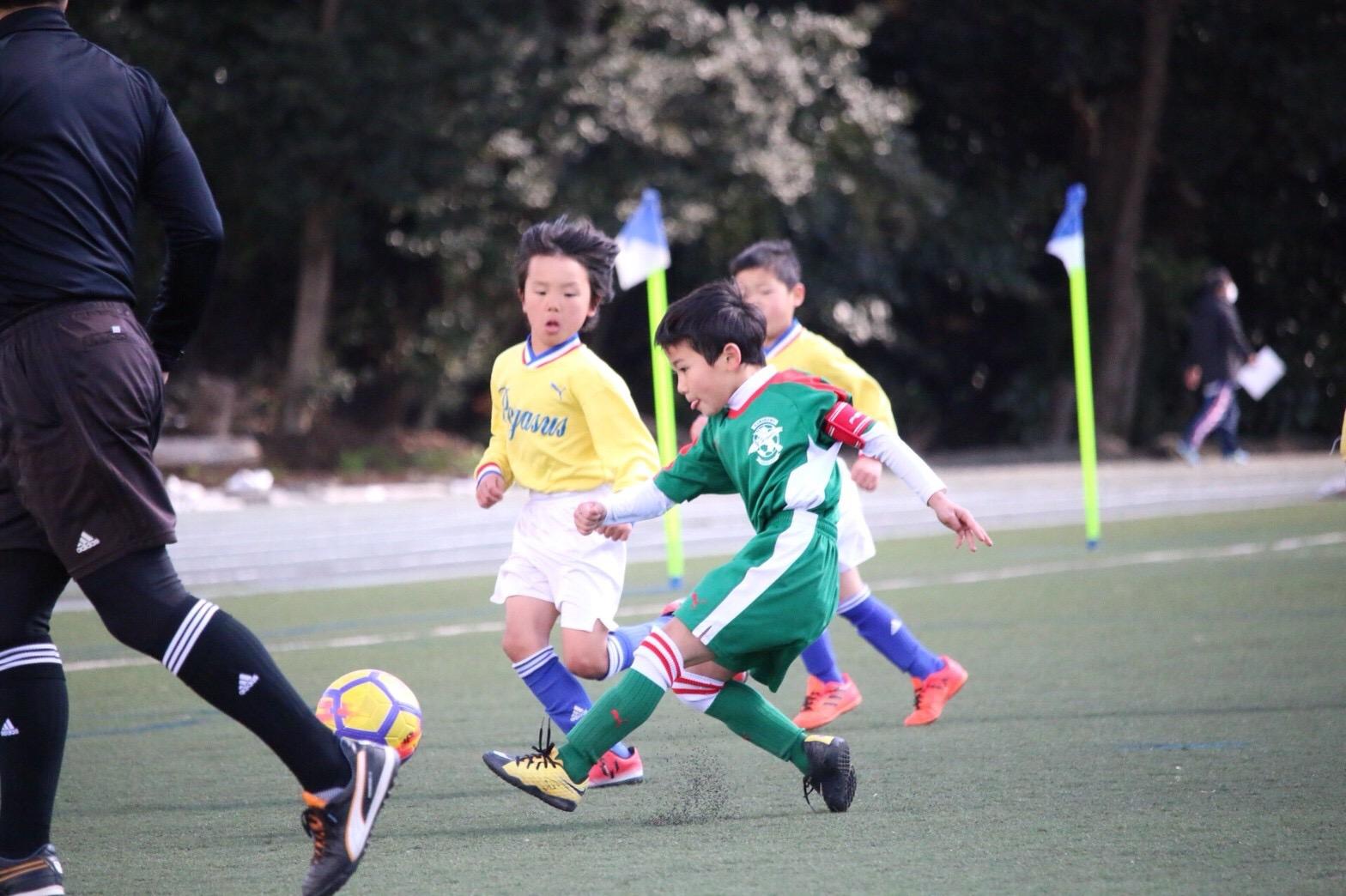 2月4日(日) U-8 三浦半島大会