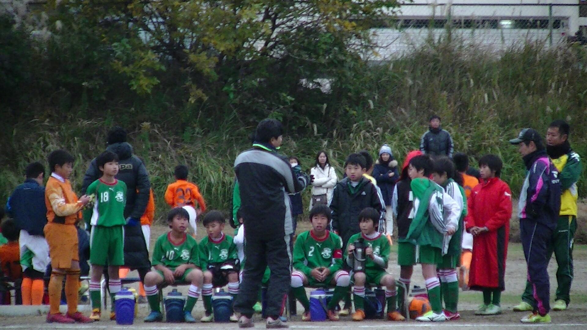 11/23 U12 飯尾杯