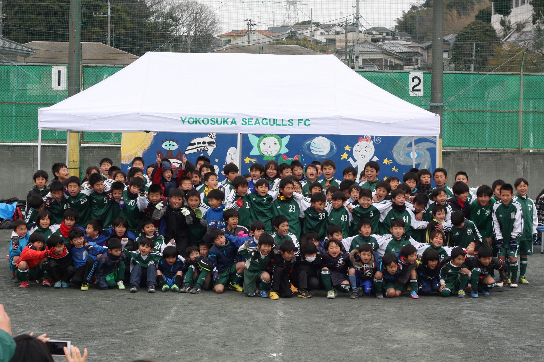 第38回 卒団式(6年生を送る会)