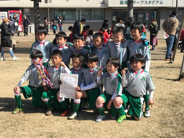 2月18日(日) U-8 三浦半島大会