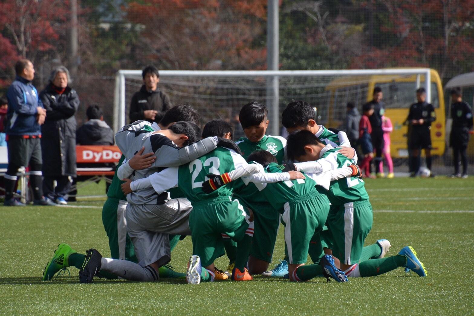 11月19日(日) U-12 全日本少年サッカー大会神奈川県予選
