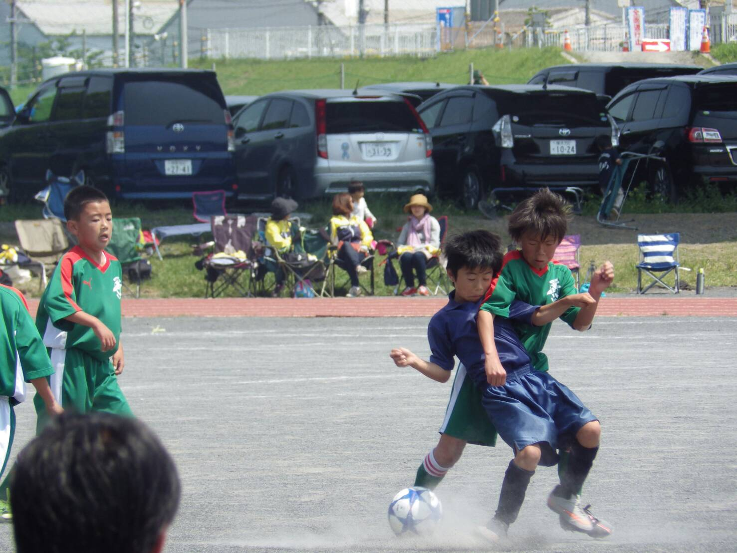 5/15 KTSリーグ U-10