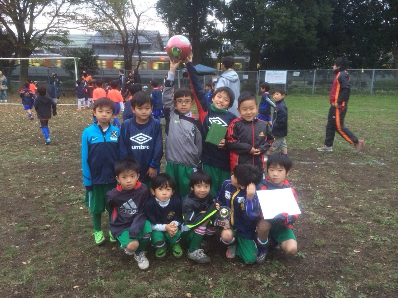 町田小川FC 招待大会 U-8(2年生)