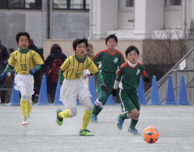 2月18日(日) U-10 三浦半島大会