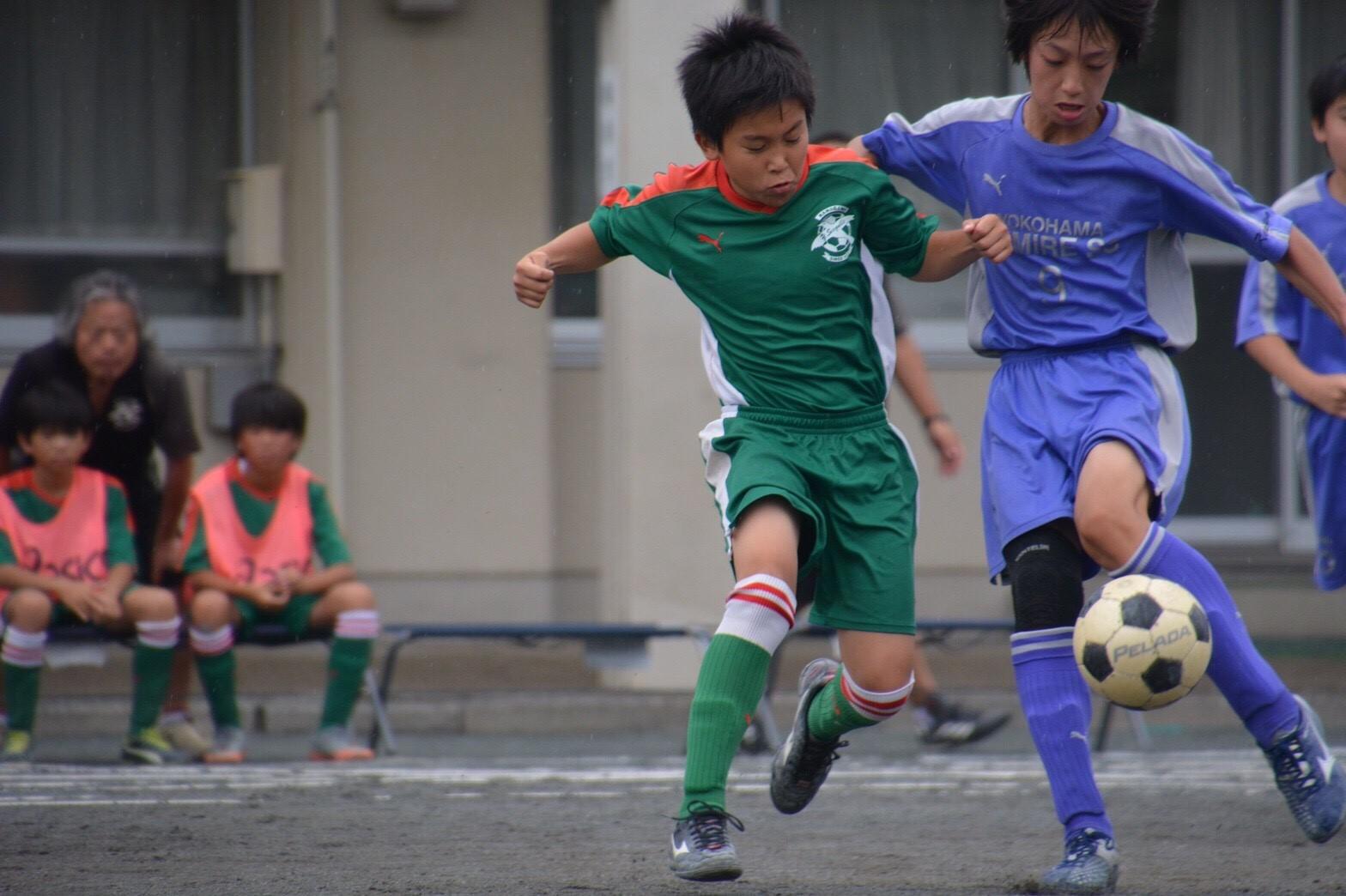 6月25日(日) U-12 横浜すみれ交流戦