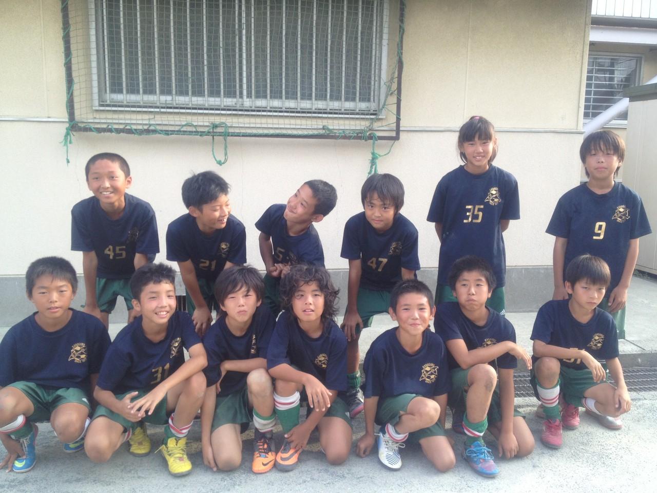 シーガルズ杯 U-12 セカンド