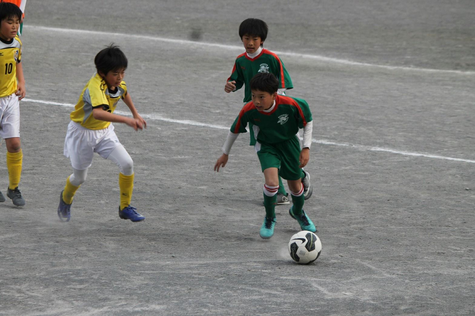 3月11日(土)U-11 第32回246スプリングカップ