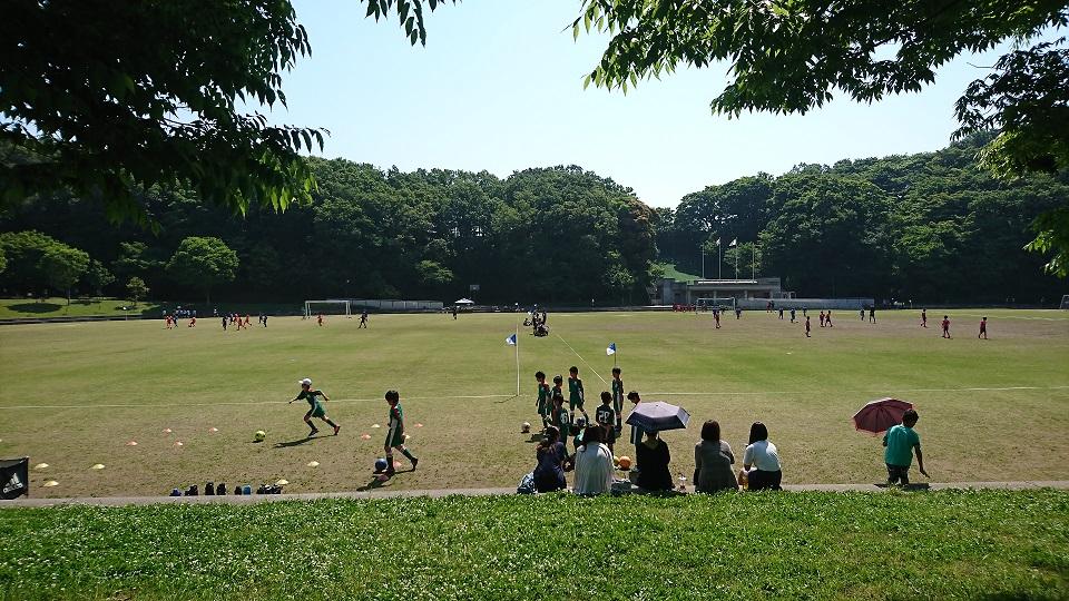 5月20日(土) U-11 金目交流戦