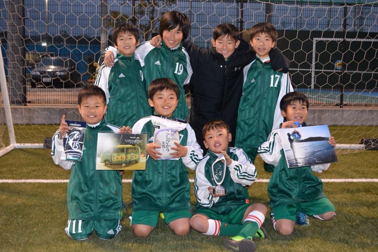 むらせライスカップ U-10(4年生)