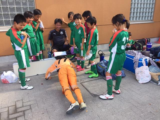 9月3日 U-10 川崎ウィングス招待U-10大会