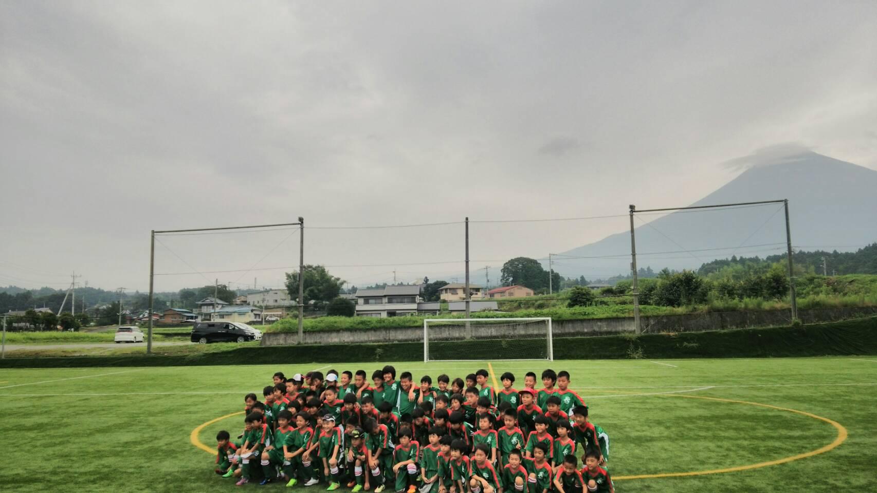 7/26 夏合宿最終日