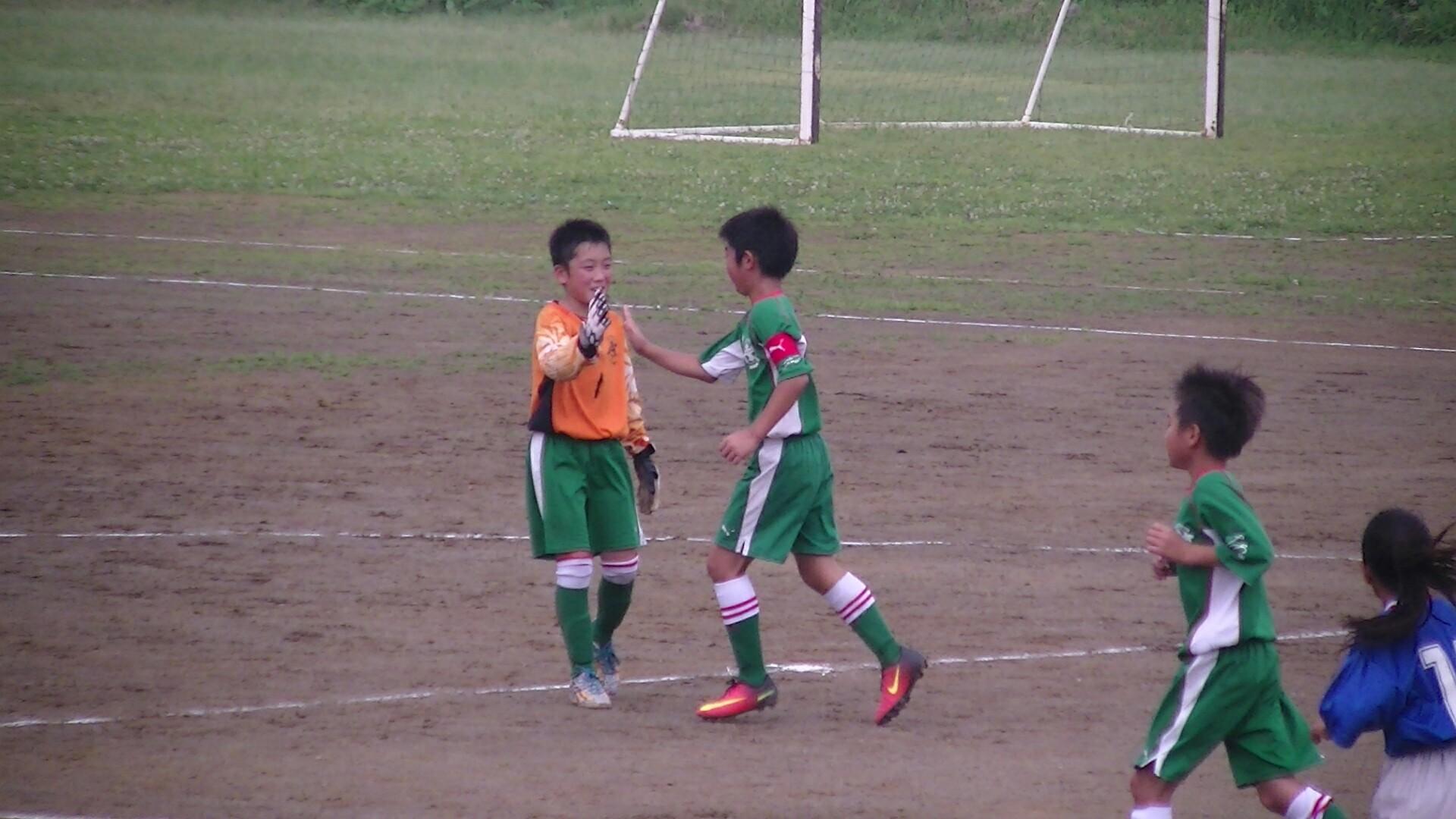 7/2 U-12 小松原招待サッカー大会