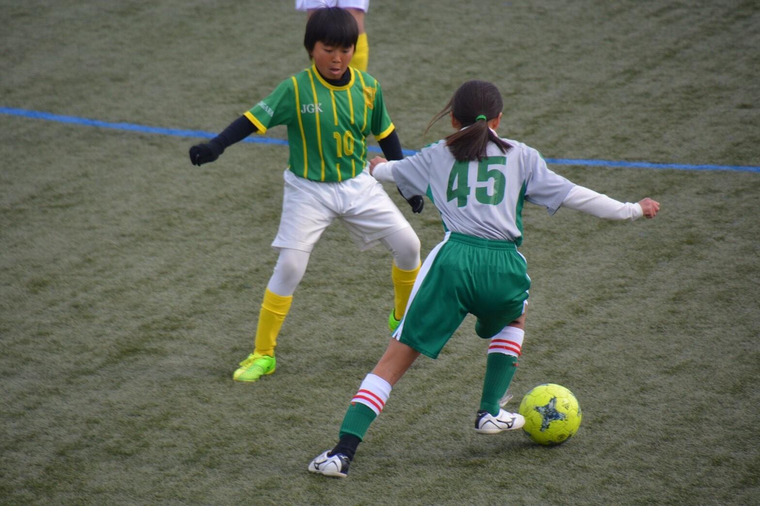 4月2日(日)U-12 鴨居杯