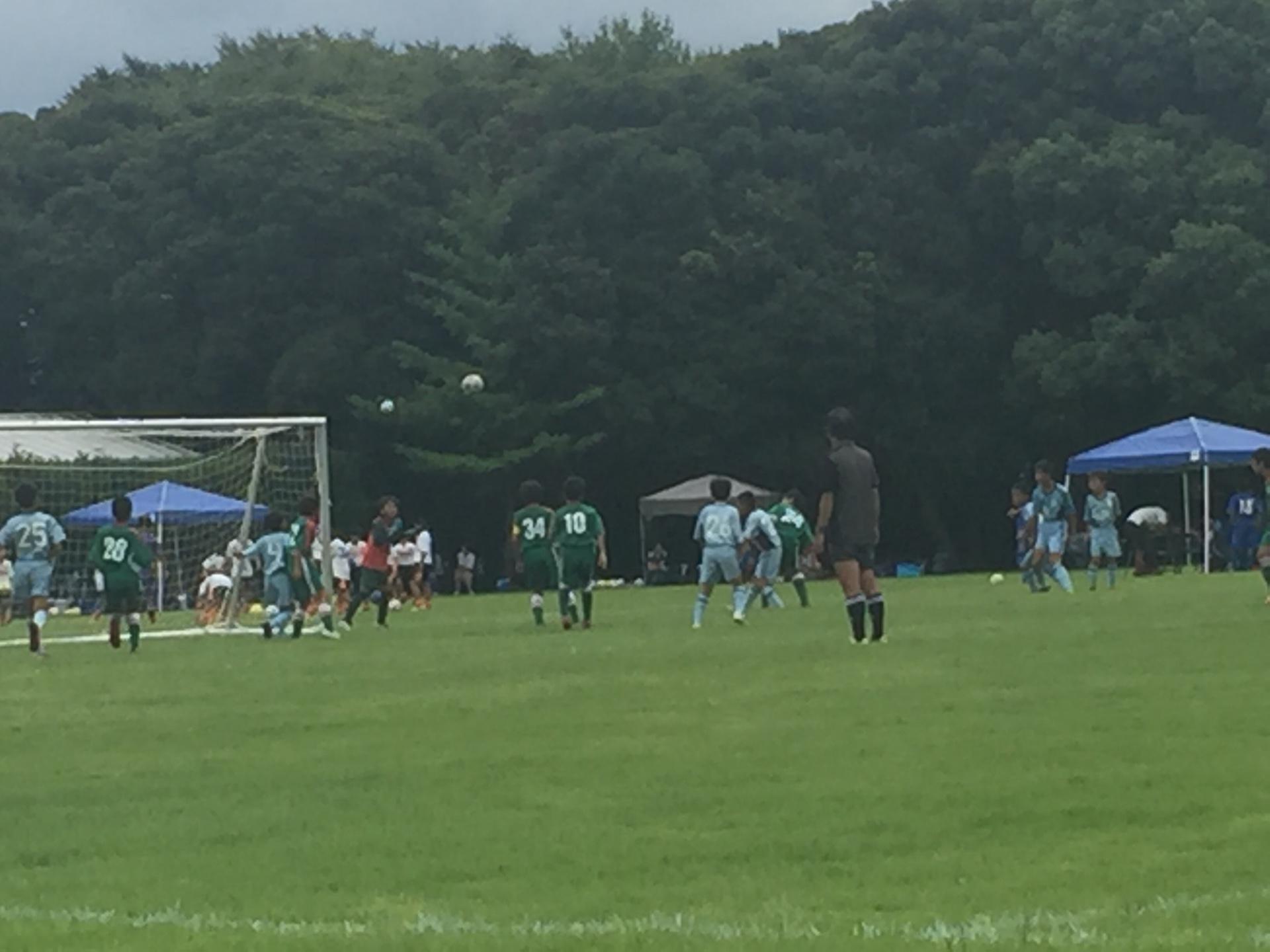 8月18日(金)~20日(日) U-11 第5回 毎日牧場杯U-11大会