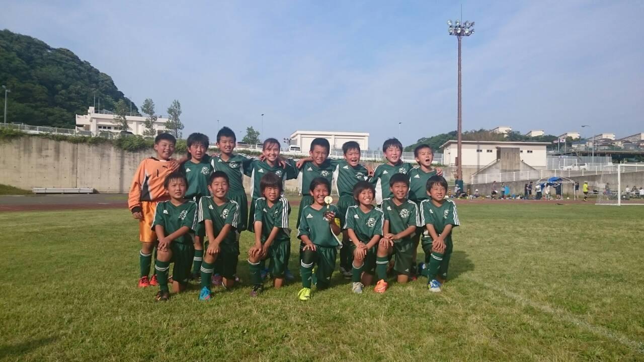逗子市春季サッカー大会 U-11(5年生)