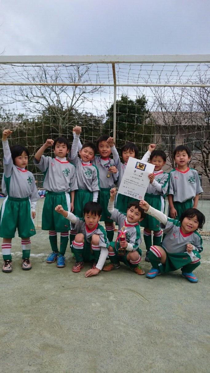 低学年冬の特別大会 U-7メロン(1年生)