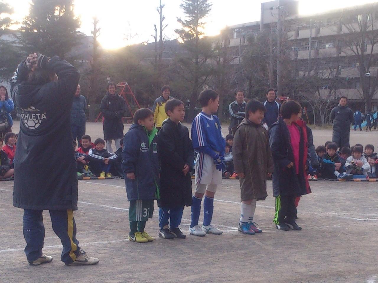久里浜杯 U-10(4年生)
