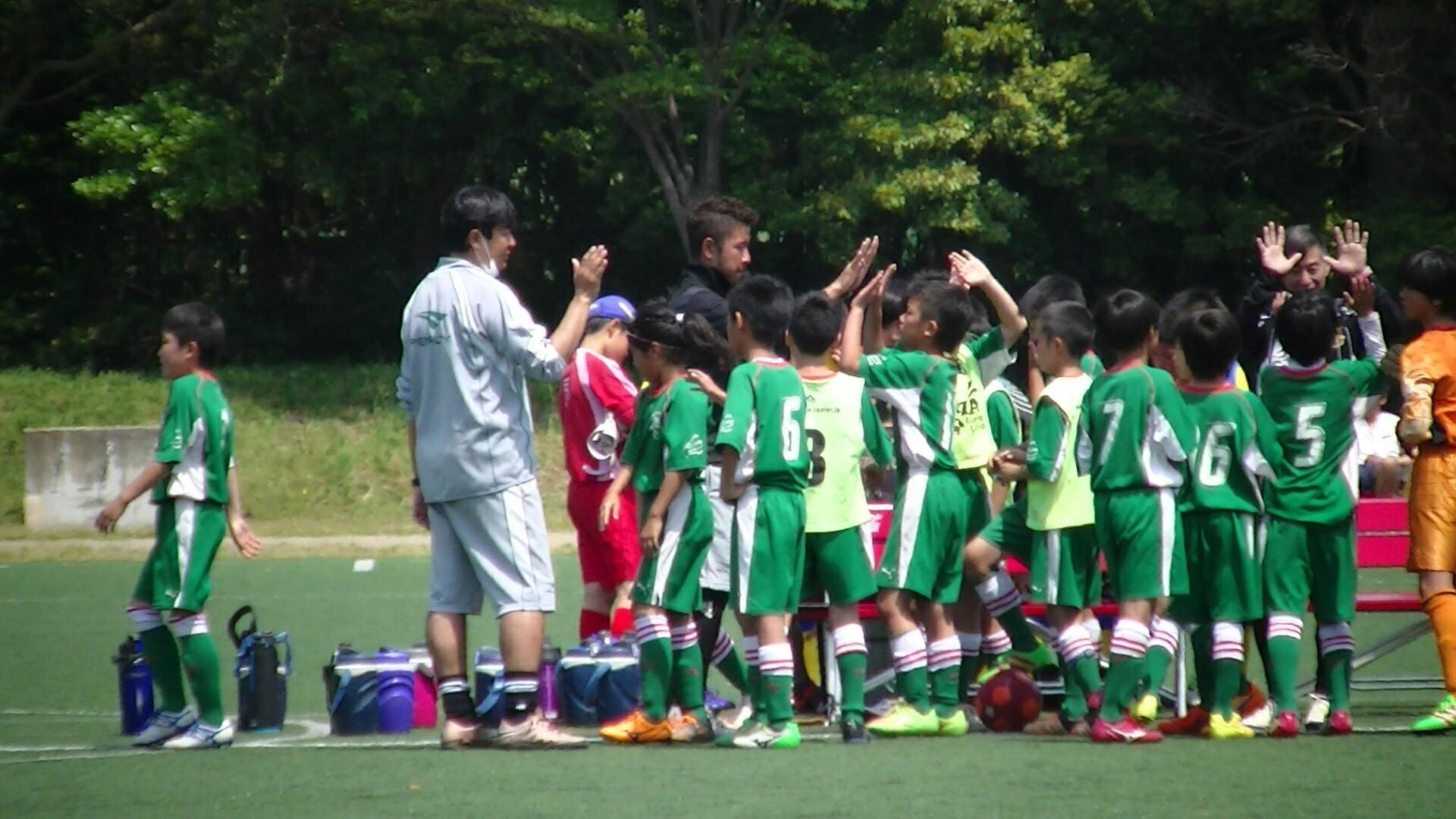 5/1 U-12  ライオンズカップ
