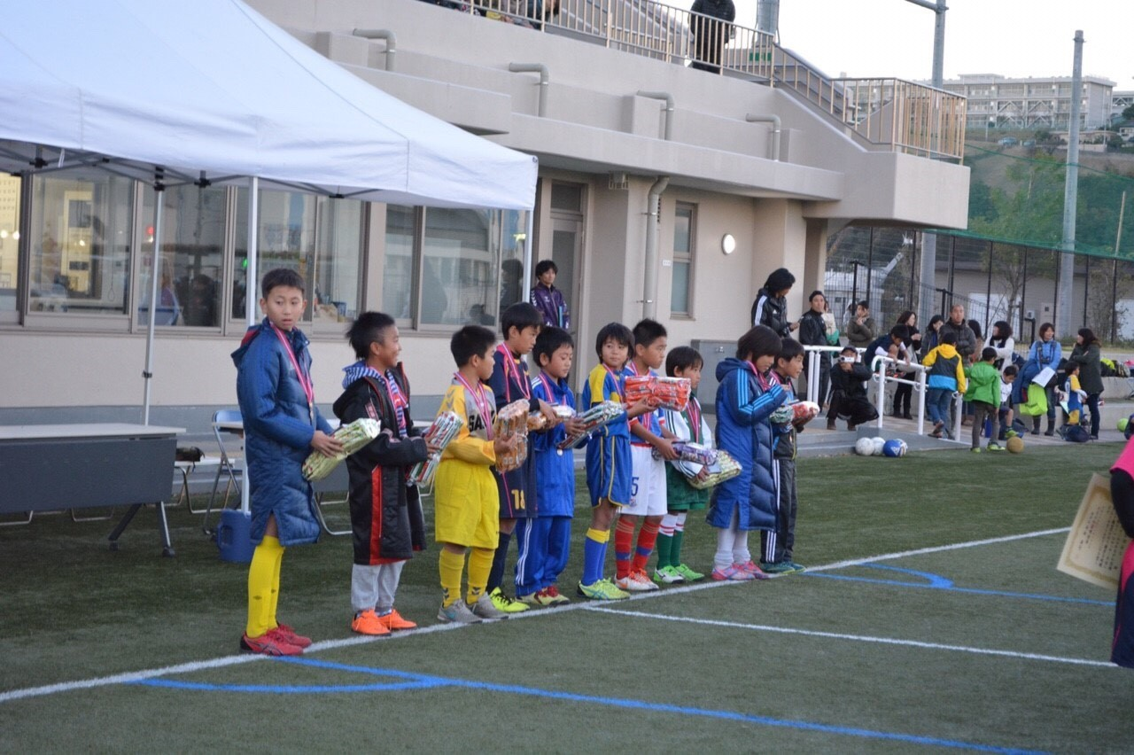 かながわ金庫杯 U-10(4年生)