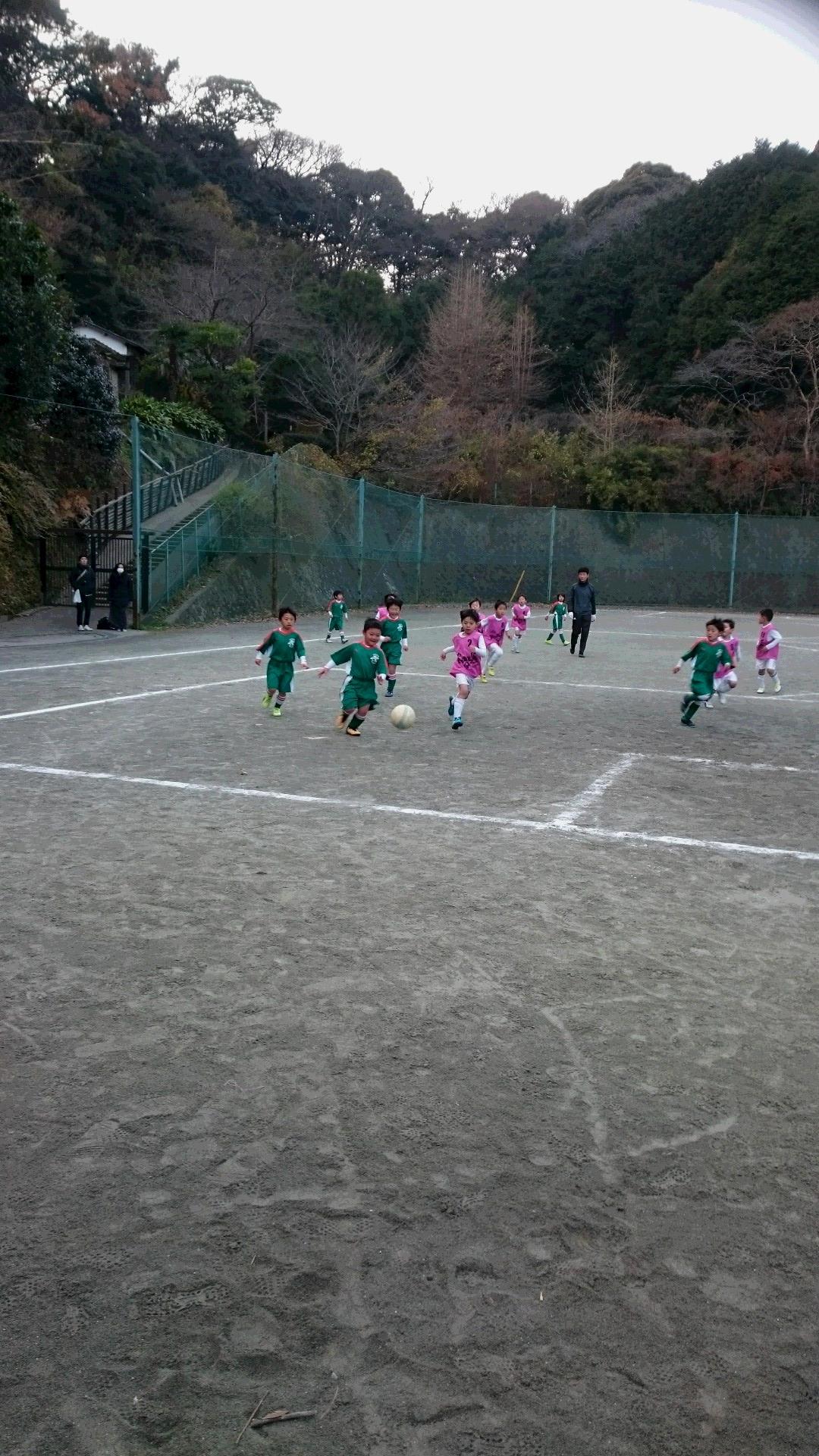 12月24日(日) U-7 レパーズ杯