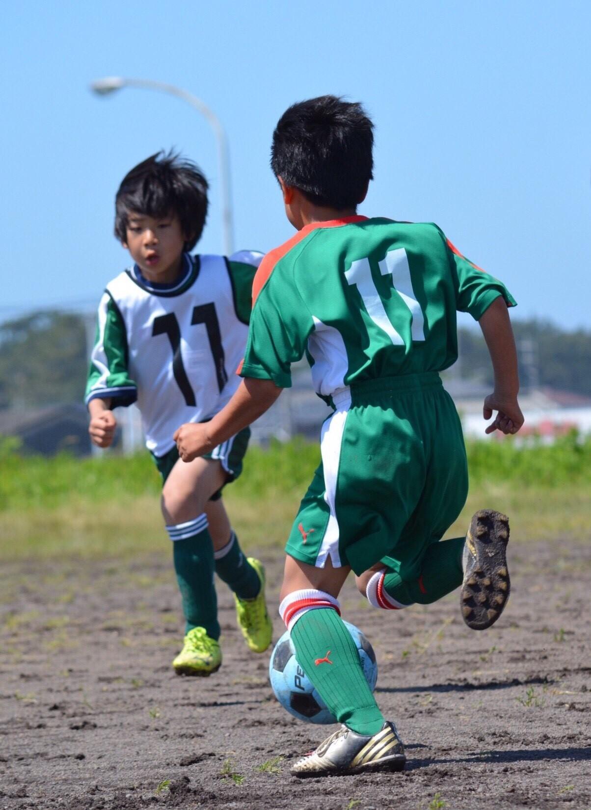 5/4 U-11 アローカップ2日目